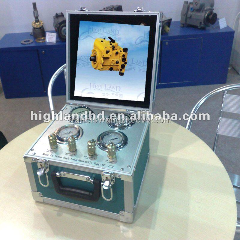 China MYTH-1-5 portable hydraulic piston pump tester made in China