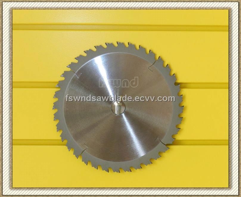 Material TCT Circular Saw Blade For Wood/Plywood/Shaving Board Cutting