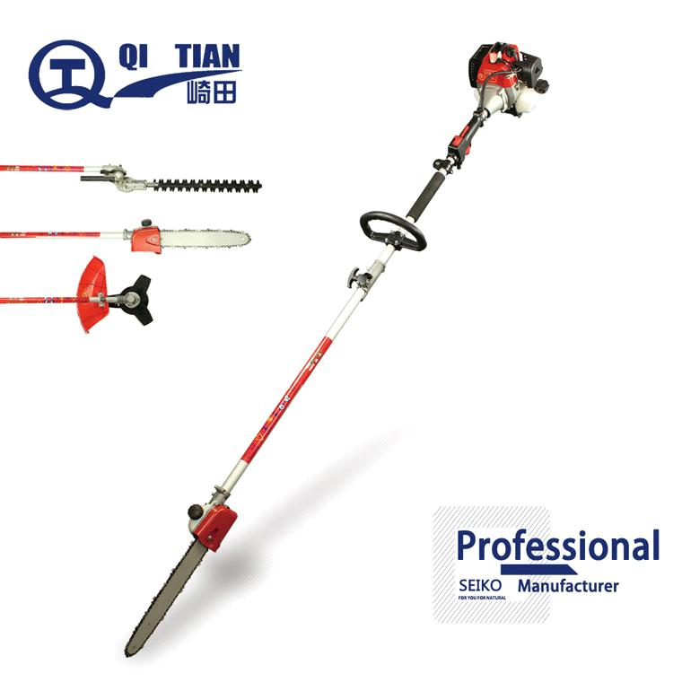Gasoline pole chain saw,pole pruner,long reach chain saw