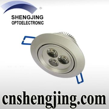High Power 3W LED Downlight