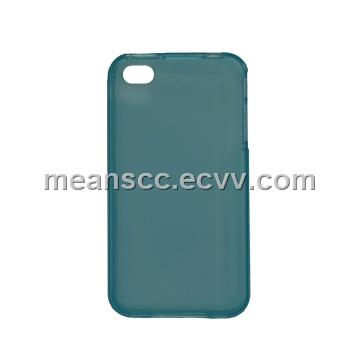 Jelly Case for iPhone, Made of 100% TPU Material, Candy Color and Available in Various Colors