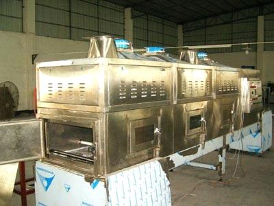 Microwave Drying and Puffing equipment