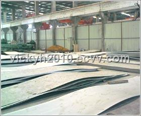 No.1 hot rolled stainless steel plate (coil, flat)