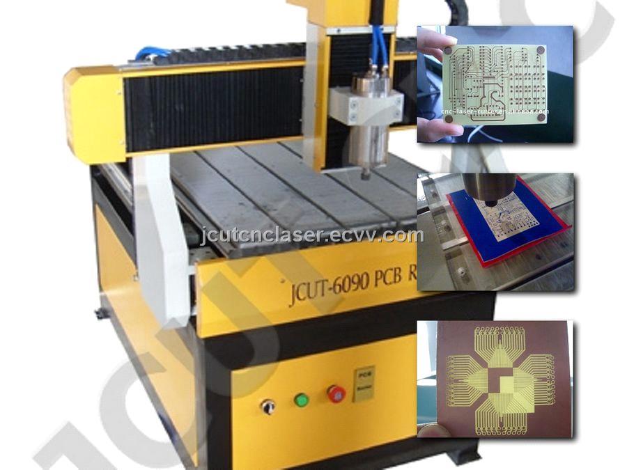 Printed Circuit Board (PCB) Making Machine (JCUT-6090) purchasing ...