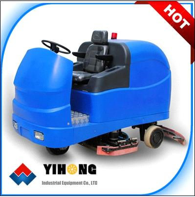 Ride On Automatic Floor Scrubber YHFS-1200R
