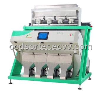 S.Precision CCD Color Sorter for Thailand rice