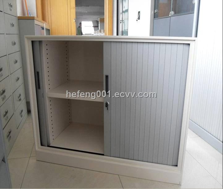 Steel Tambour Door Cabinet
