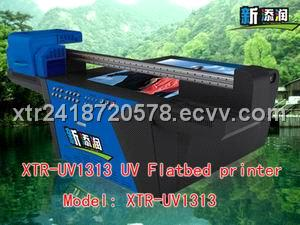 alloy board flatbed digital inkjet printer machine with outdoor long life uv ink