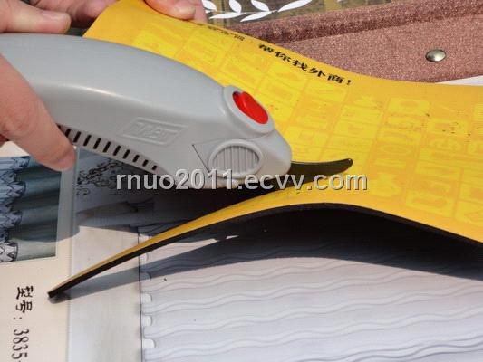 electric rubber cutter