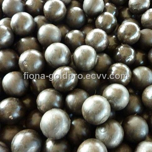 hot rolling grinding steel balls for sliver mine