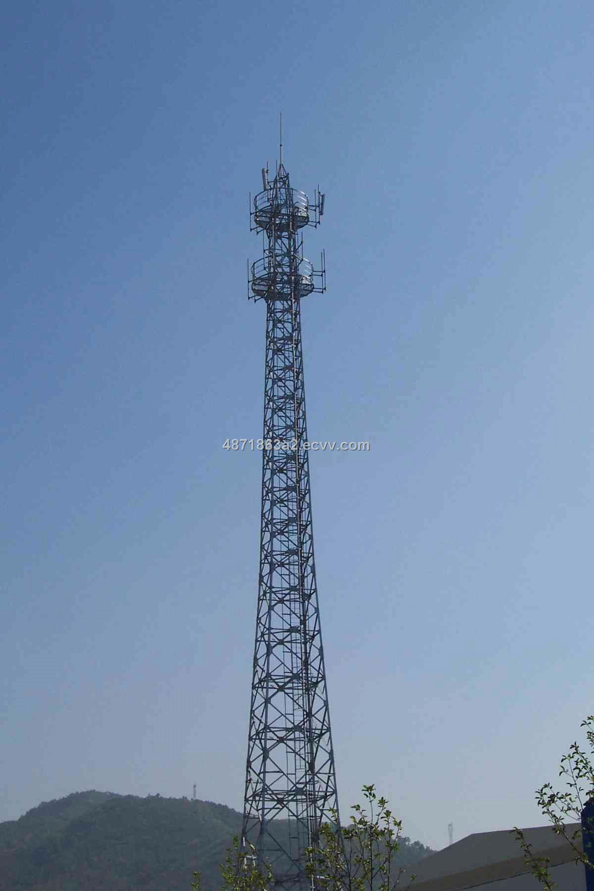 Telecommunication Tower Purchasing Souring Agent Ecvv