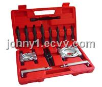 14 pieces  bearing separator puller set (with hook)