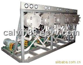 Advanced food processing machine & starch processing machine