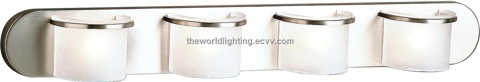 Bl6012 Chrome Metal Stand Glass Cover Modern Bathroom Vanity Light With 3 Bulbs China Purchasing Souring Agent Ecvv Com Service Platform