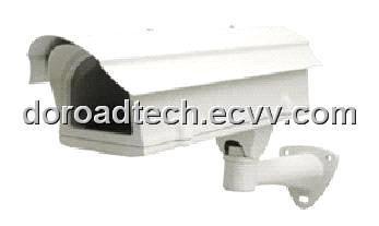 CCTV Dome Camera / Vandal-Proof CCTV Camera Housing with Bracket