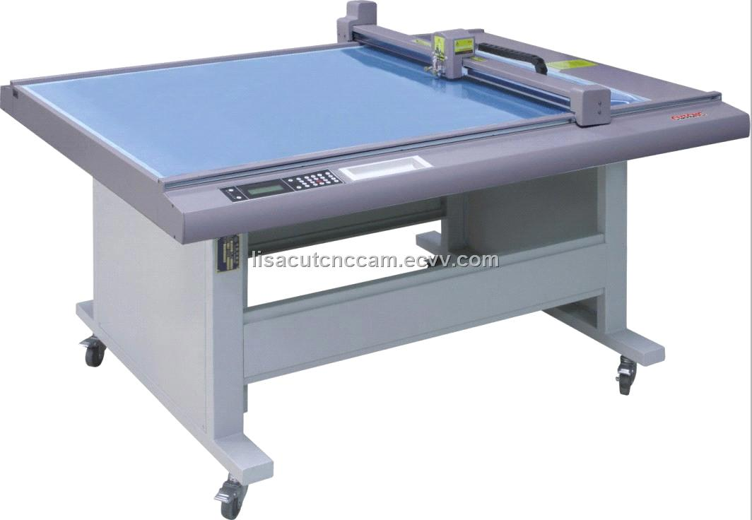 CUTCNC digital electronic material sticker half cutting machine