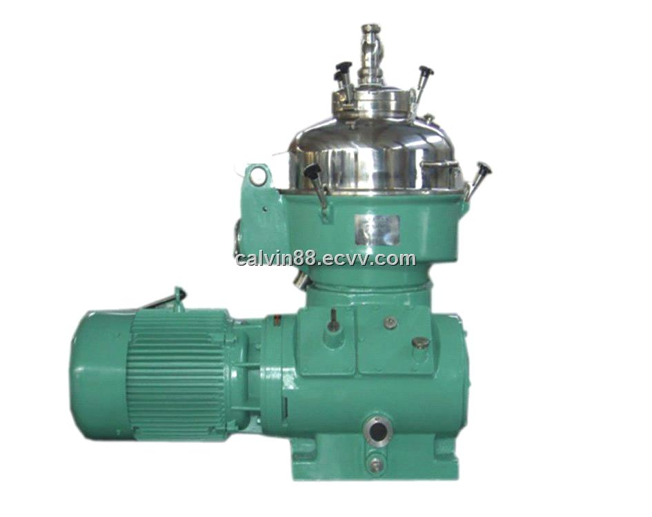 China starch centrifugal machine & disc separator