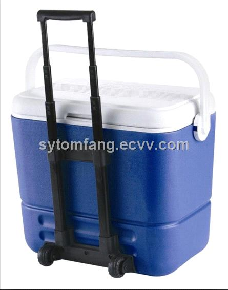 16L rolling plastic ice box on wheels  sc 1 st  ECVV.com & Cooler Box Ice Box Su0026Y Group Limited u2013 ECVV.com procurement ... Aboutintivar.Com