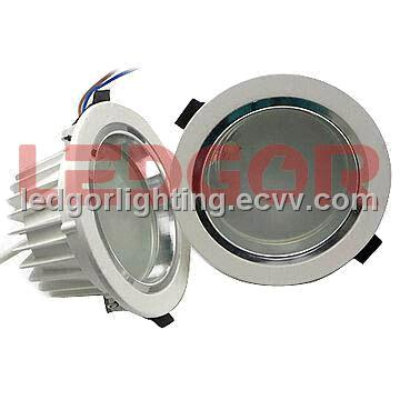 6'' LED retrofit light 12W