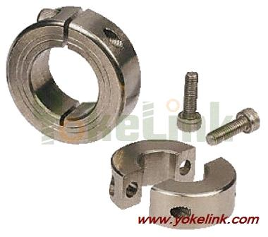 Aluminum shaft collars