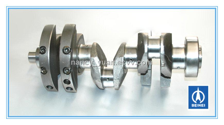CRANKSHAFT FOR IN LINE 3 CYLINDER DIESEL ENGINE