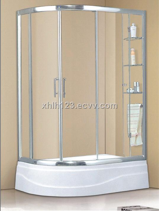 Cheap shower glass enclosures China manufacturer, Bath shower ...