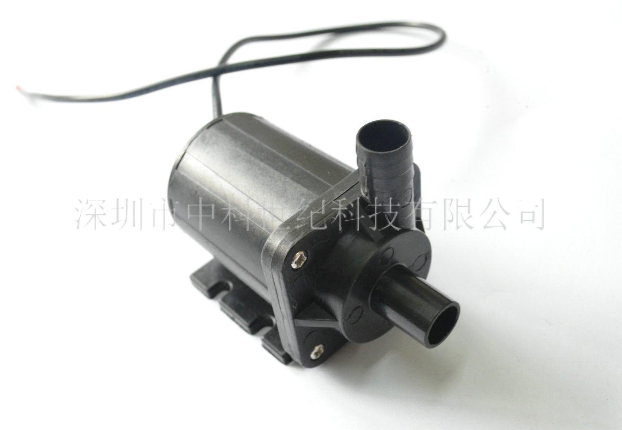 12V Brushless Submersible Water Oil Pump F CPU Cooling Car fountain aquarium PC