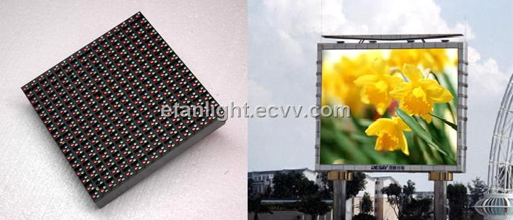 EOLS-P10 P10 Full Color LED Screen Outdoor LED Display Screen