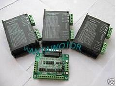 Excellent 3 Axis Cnc Control Kit For Stepper Driver50vdc 4 2a