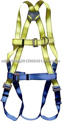 FULL BODY SAFETY HARNESS HT-307