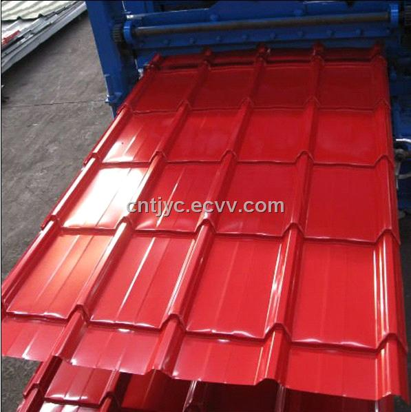 Gc Sheets Galvanized Corrugated Board Zinc Roof Sheet