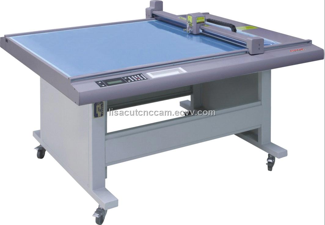 Garment shoe paper pattern template cutter plotter cutting machine