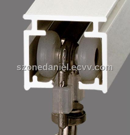 Heavy Duty Square Aluminium Curtain Rail Gd16 Purchasing