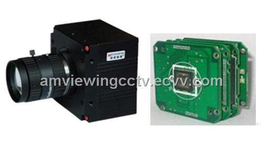 High Resolution Digital Industrial Video Firewire Camera, Ieee1394 ...