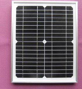 On Sale 5w High Quality Monocrystal Crystalline Solar Panel for 12v Battery Charging