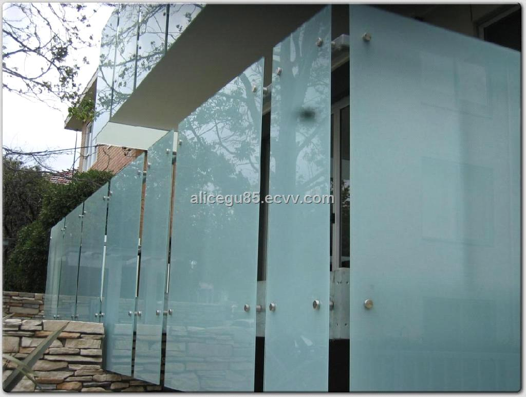 Opaque Laminated Glass From China Manufacturer