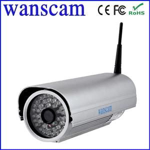Outdoor Waterproof Wireless Bullet Wifi  IR IP Camera with good quality