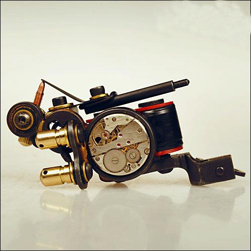 Pure copper handmade Luo's tattoo Machine