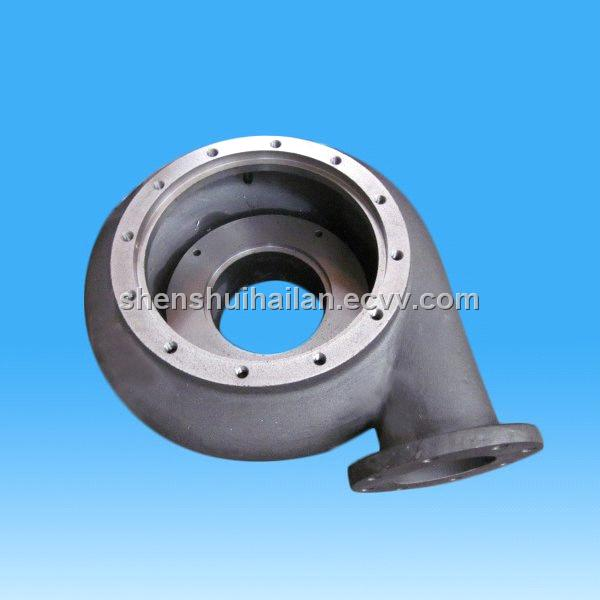 Sand casting Ductile Iron and Grey Iron Centrifugal Pump Housing/Pump Casing