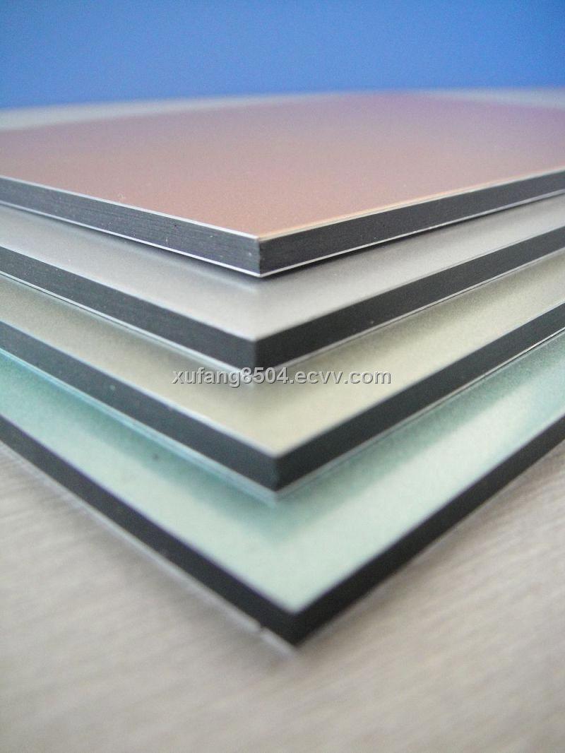 Aluminum Composite Material : Aluminum composite panel purchasing souring agent ecvv
