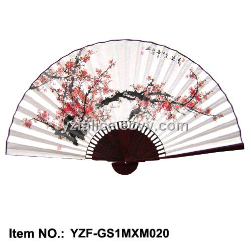 Wall Paper Fan For Home Decoration