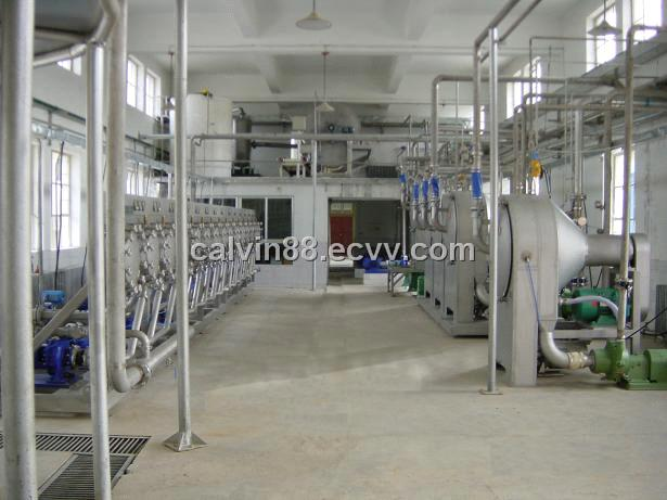cassava starch processing/production machine/equipment/plant/factory/line