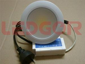 edgorlighting COB dimmble led downlights led ceiling light Input AC120V/230V high lumens