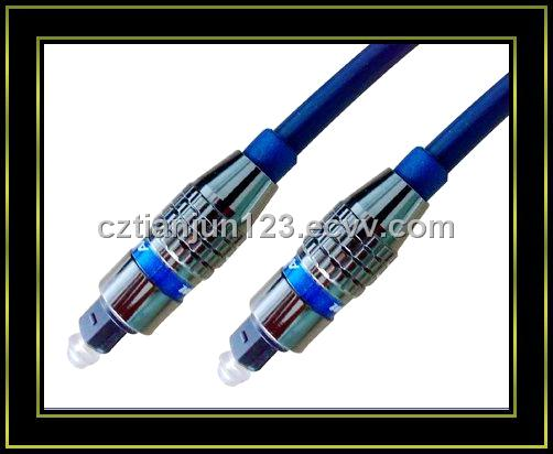 fiber optical toslink plug from chinese dealer