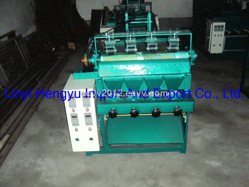 galvanized scourer making machine