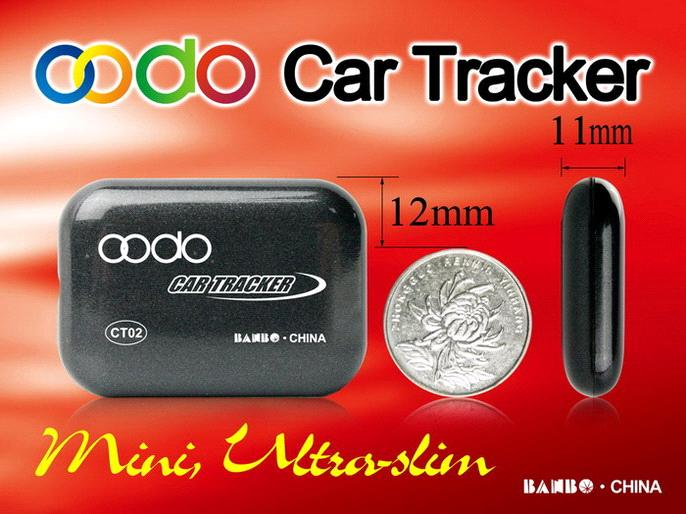 gps tracker-CT02