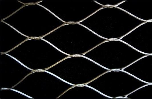 Stainless steel wire rope fence mesh purchasing souring