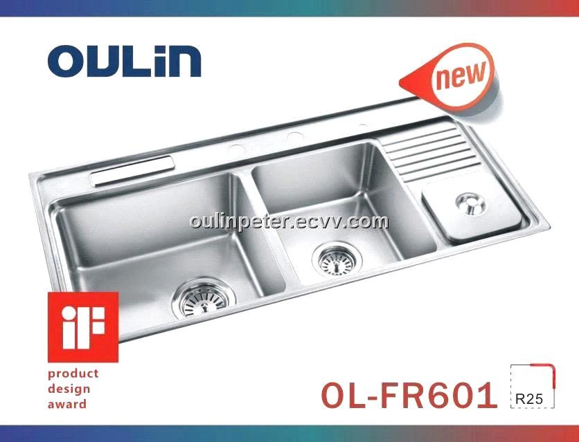 Kitchen Sinks Stainless Steel Ol Fr601 From China
