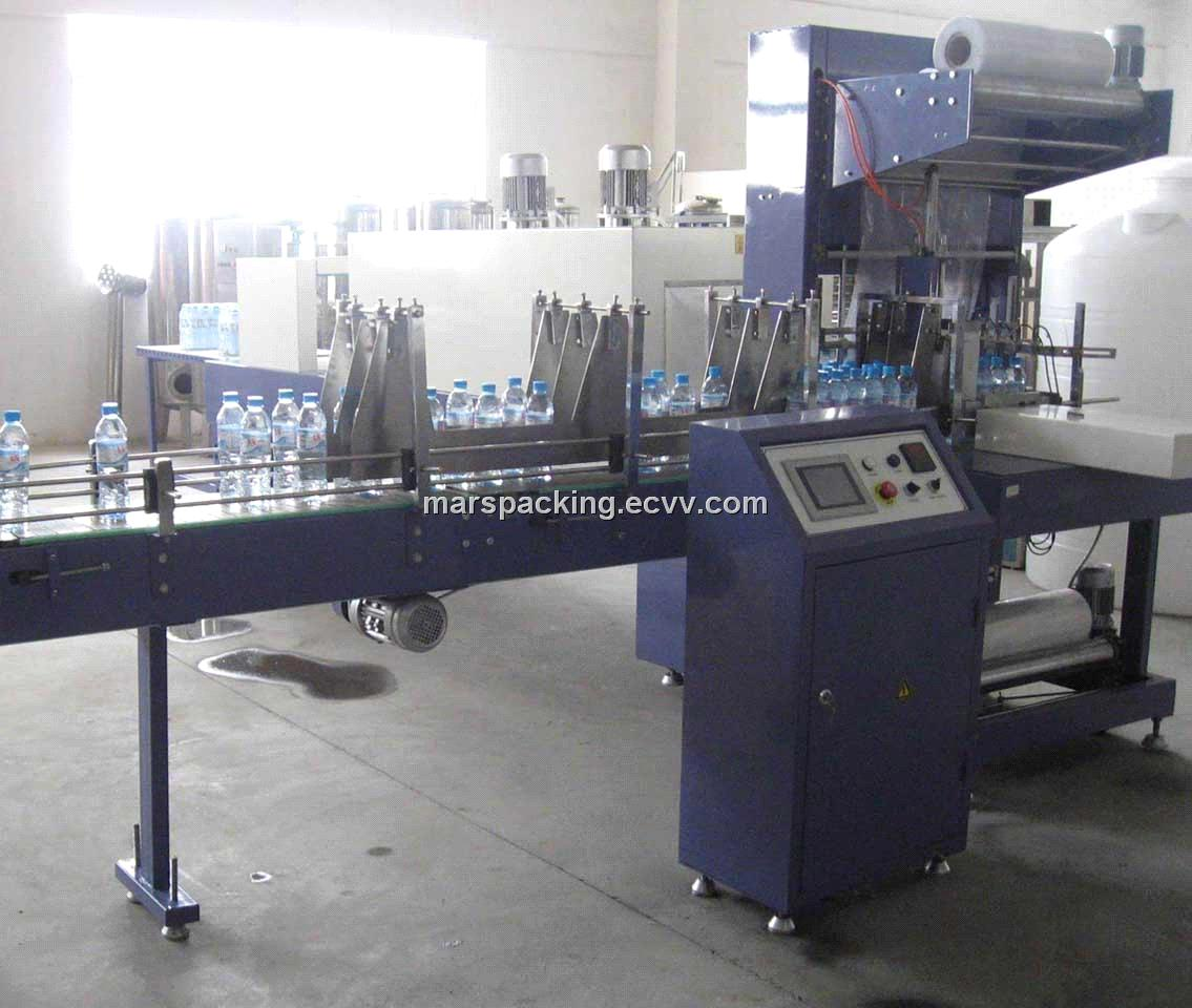 Film Shrink Packing Machine / Shrink Wrapping Machine (SP-10)