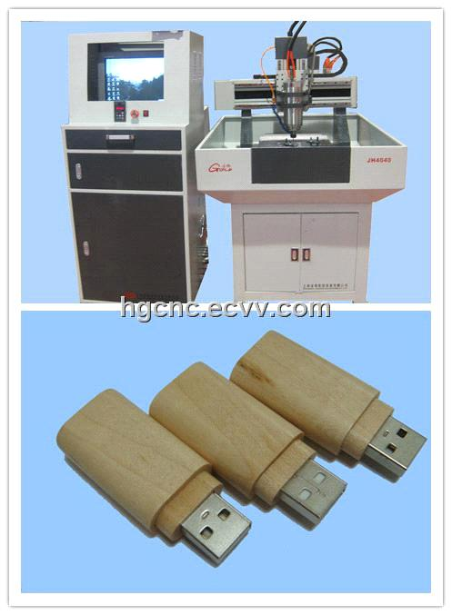 Mini Wood Mould Engraving Machine